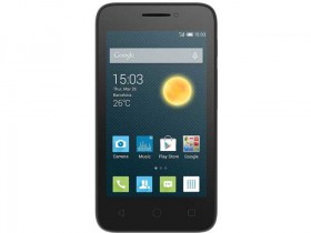 Alcatel PIXI Pixi 3 4GB zwart