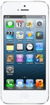 Apple iPhone 5 16GB wit/zilver