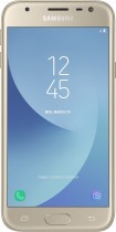 Samsung Galaxy J3 (2017) 16GB goud