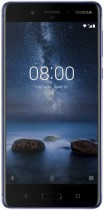 Nokia 8 (4GB RAM) 64GB polished blue